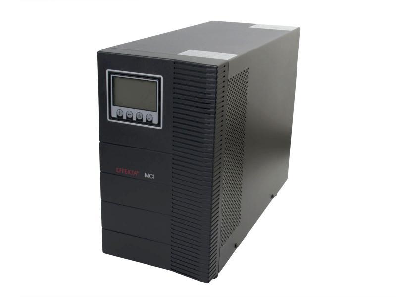 Effekta MCI UPS záložní zdroj 3000VA/2700W 1:1 Tower
