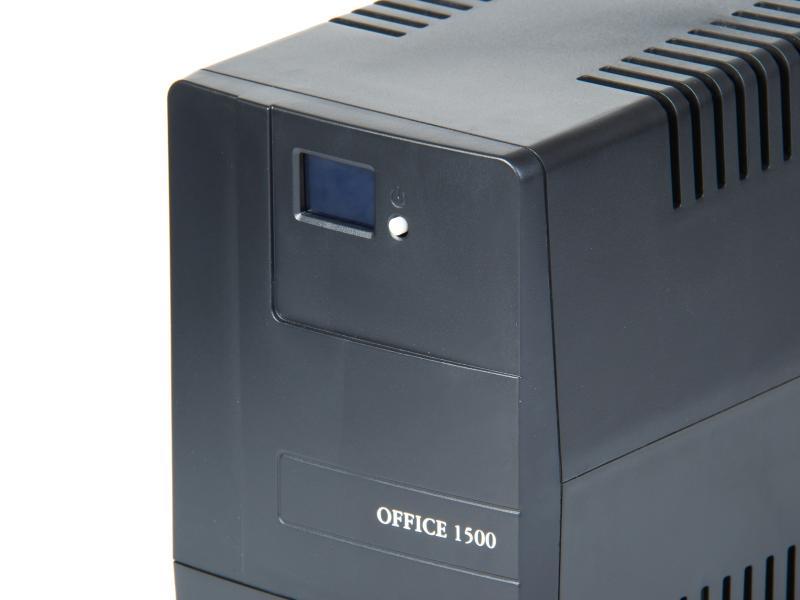 Effekta Office UPS záložní zdroj 1500VA/900W 1:1 Tower