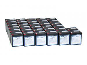 Náhradní baterie pro UPS IBM UPS 7500XHV - kit (32ks baterií)