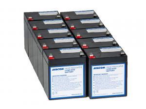 AVACOM RBC117 - kit pro renovaci baterie (10ks baterií)