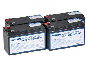 AVACOM RBC133 - kit pro renovaci baterie (4ks baterií)