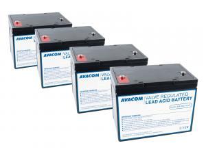 AVACOM RBC14 - kit pro renovaci baterie (4ks baterií)