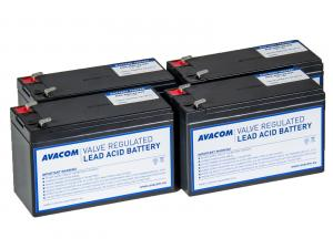 AVACOM RBC24 - kit pro renovaci baterie (4ks baterií)