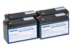 AVACOM RBC31 - kit pro renovaci baterie (4ks baterií)