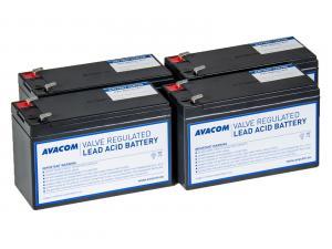 AVACOM RBC57 - kit pro renovaci baterie (4ks baterií)