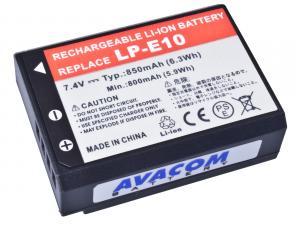 Canon LP-E10 Li-Ion 7.4V 850mAh 6.3Wh