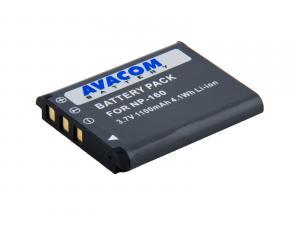 Casio NP-160 Li-Ion 3.7V 1100mAh 3.9Wh