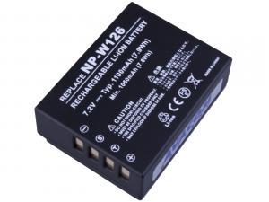 Fujifilm NP-W126 Li-Ion 7.2V 1100mAh 7.9Wh
