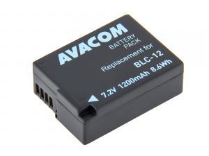 Panasonic DMW-BLC12 Li-Ion 7.4V 1200mAh 8.6Wh
