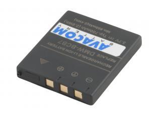 Panasonic CGA-S004, DMW-BCB7 Li-Ion 3.7V 710mAh 2.6Wh