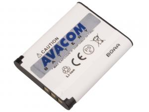 Pentax D-LI88, Panasonic VW-VBX070 Li-Ion 3.7V 620mAh 2.3Wh