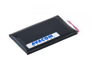 Baterie do navigace Navigon 40 Plus Li-Pol 3,7V 1200mAh