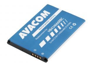 Baterie do mobilu Huawei E5573  Li-Ion 3,8V 1450mAh (náhrada HB434666RBC)