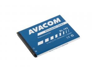 Baterie do mobilu Lenovo A328 Li-Ion 3,7V 2000mAh (náhrada BL192)