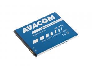 Baterie do mobilu Lenovo A536 Li-Ion 3,7V 2000mAh (náhrada BL210)