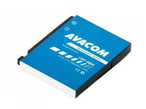 Baterie do mobilu LG KU990 Li-Ion 3,7V 900mAh (náhrada LGIP-580A)