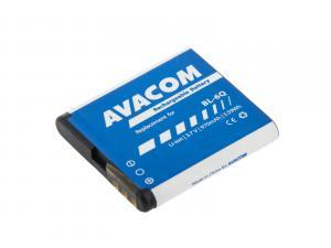 Baterie do mobilu Nokia 6700 Classic Li-Ion 3,7V 970mAh (náhrada BL-6Q)