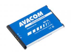 Baterie do mobilu Nokia 9500, E61 Li-Ion 3,7V 1500mAh (náhrada BP-5L)