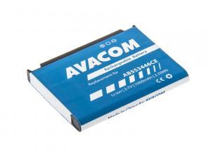Baterie do mobilu Samsung SGH-F480 Li-Ion 3,7V 1000mAh (náhrada AB553446CE)