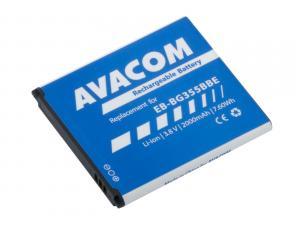 Baterie do mobilu Samsung Core 2 Li-Ion 3,8V 2000mAh, (náhrada EB-BG355BBE)