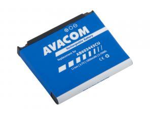 Baterie do mobilu Samsung SGH-G800, S5230 Li-Ion 3,7V 1000mAh (náhrada AB603443CU)
