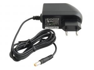 Napájecí adaptér univerzální 24V 1A 24W konektor 5,5mm x 2,1mm