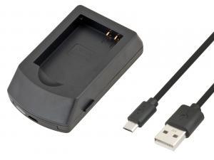 AVACOM AVE802 - USB nabíječka pro Canon NB-10L