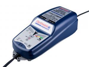 Nabíječka OPTIMATE 6 (12V/5A) TM180 pro olověné AGM/GEL akumulátory (15 - 250 Ah)