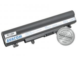 Acer Aspire E14, E15, Extensa 2510, TravelMate P256 Li-Ion 11,1V 5600mAh