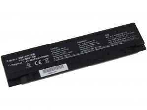 Sony Vaio VGN-P series VGN-P11/P50, VGP-BPS15/B Li-Pol 7,4V 4800mAh/36Wh black
