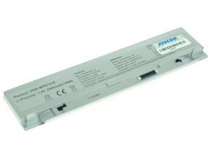Sony Vaio VGN-P series VGN-P11/P50, VGP-BPS15/S Li-Pol 7,4V 2400mAh/18Wh silver