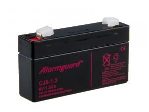 Alarmguard 6V 1,3Ah olověný akumulátor F1 (CJ6-1.3)