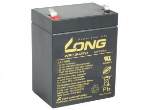 LONG baterie 12V 2,9Ah F1 (WP2.9-12TR)