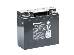 Panasonic 12V 20Ah olověný akumulátor M5 (10 - 12 let )  LC-P1220P