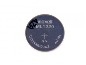 Nabíjecí knoflíková baterie ML1220 Maxell 18mAh Li-Ion 3V 1ks Bulk