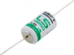 Nenabíjecí baterie 1/2AA LS14250 Saft Lithium 1ks Bulk - s drátovými vývody, 1200mAh