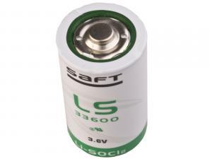 Nenabíjecí baterie D LS33600 Saft Lithium 1ks Bulk