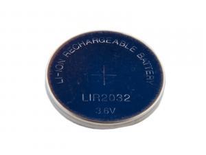 Nabíjecí knoflíková baterie LIR2032 35mAh Li-Ion 3.6V 1ks Bulk