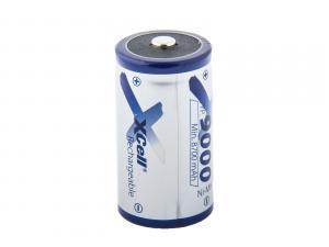 Nabíjecí baterie D Xcell 9000mAh Ni-MH 1ks Bulk