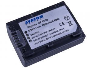 Sony NP-FV30, NP-FV50 Li-Ion 6.8V 980mAh 6Wh
