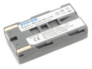 Samsung SB-L160 Li-Ion 7.4V 2200mAh 16.3Wh