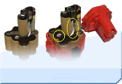 Repase baterií a výroba packů